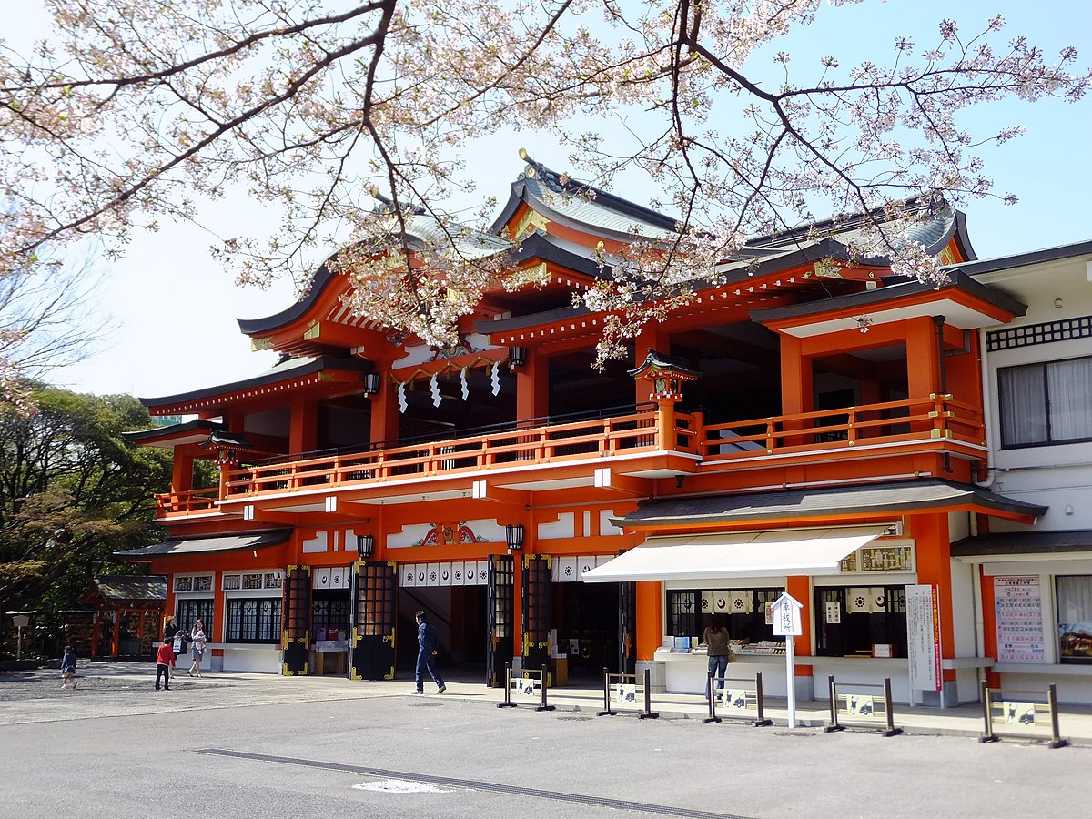 千葉神社 - Wikipedia