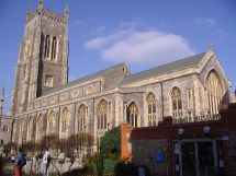 Cromer Parish Church
