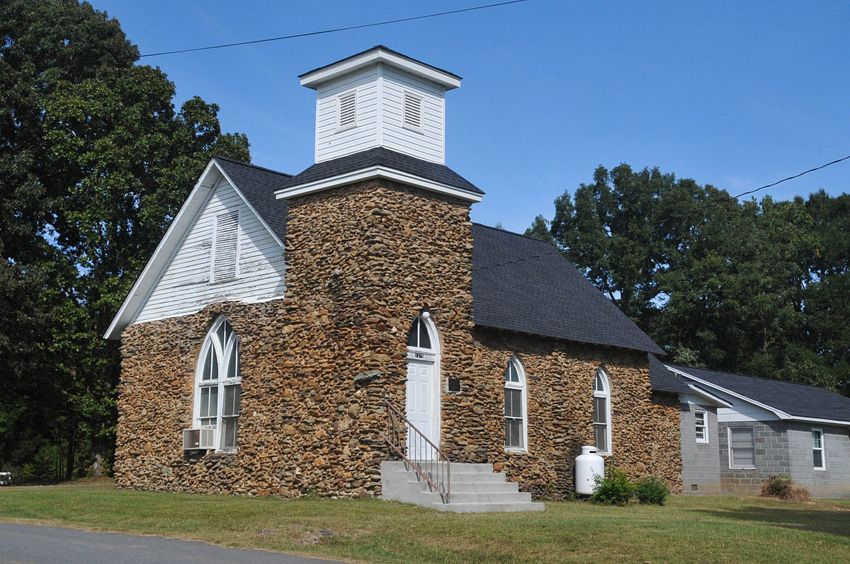 First Congregational Church Mount Pleasant North Carolina  Wikipedia