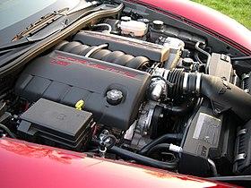 محرك GM صغير الحجم قائم على LS