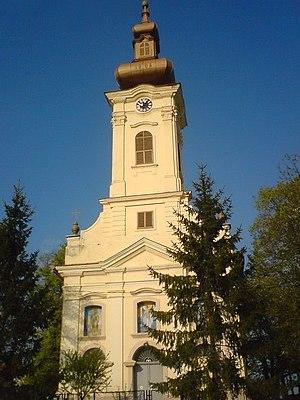 Izbište-Eastern Orthodox Church