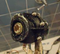 File:Kohler shower valve replacement old diverter with ...