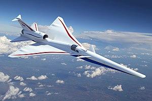 Lockheed Martin X-59 QueSST - Wikipedia