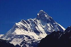 Mountain of Nanda Devi