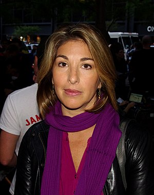 Naomi Klein on Thursday, Day 21, of Occupy Wal...