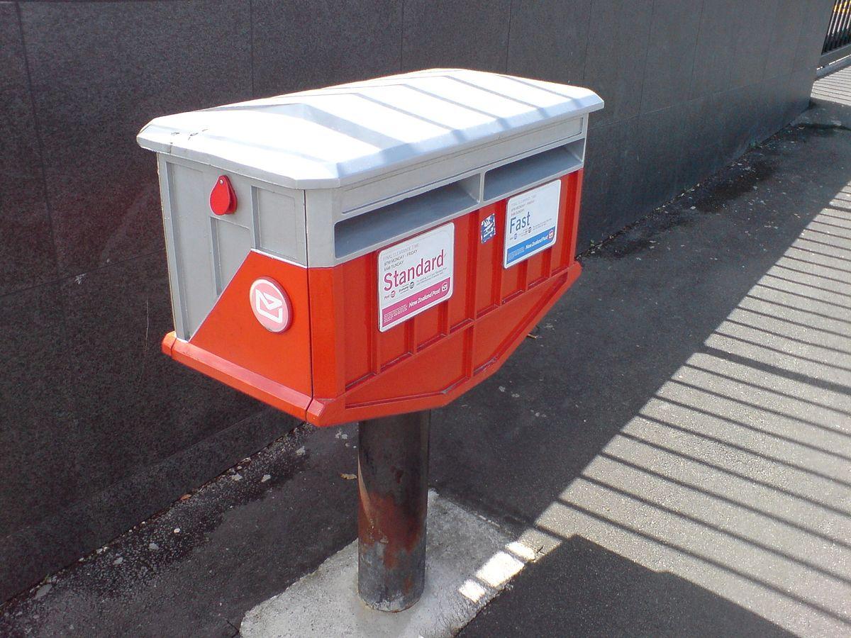 New Zealand Post  Wikipedia