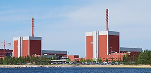 Olkiluoto Nuclear Power Plants 1 & 2 (BWRs wit...