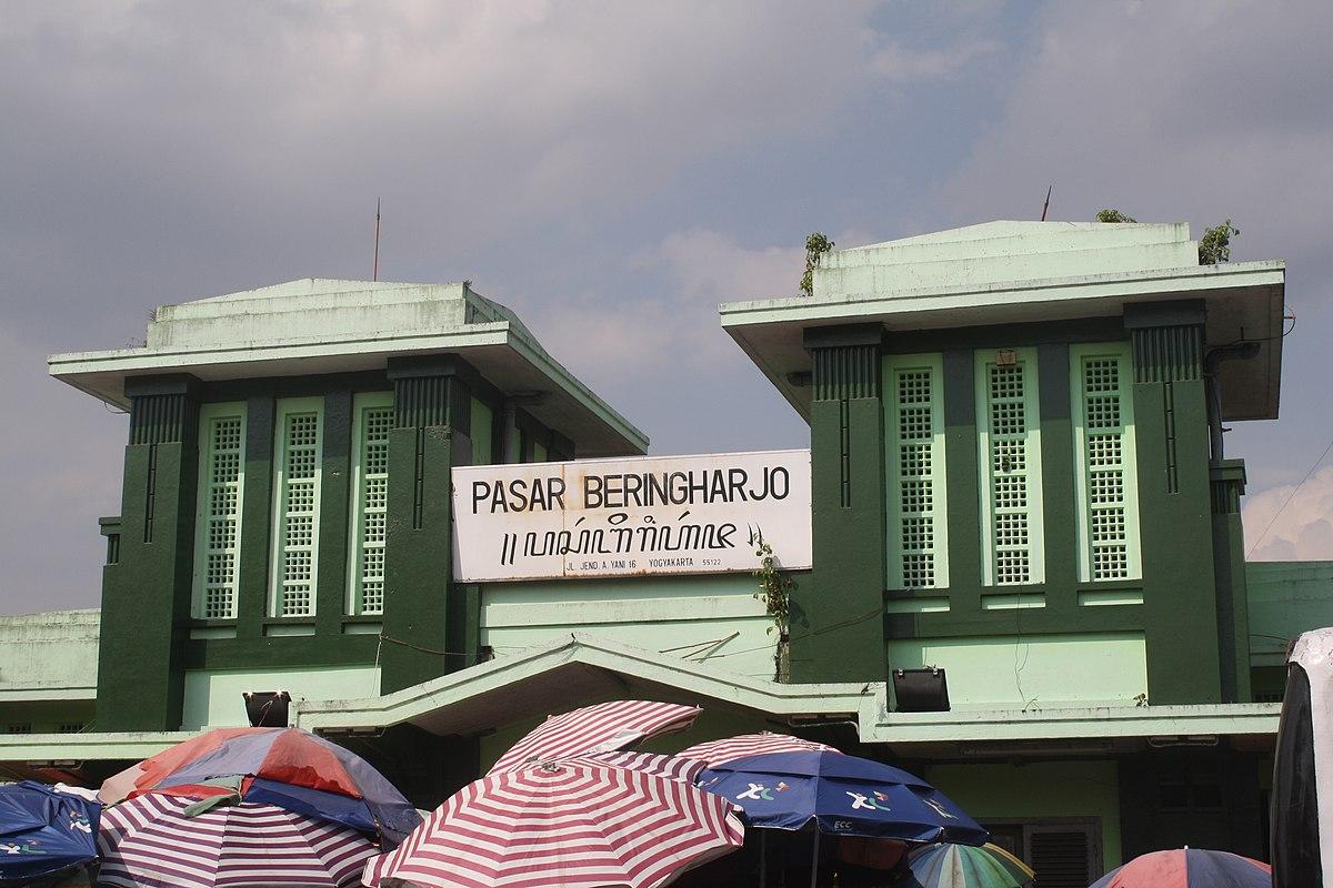 Pasar Beringharjo  Wikipedia bahasa Indonesia