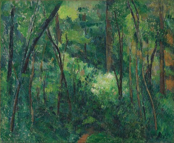 File Paul Zanne - Interior Of Forest Google Art