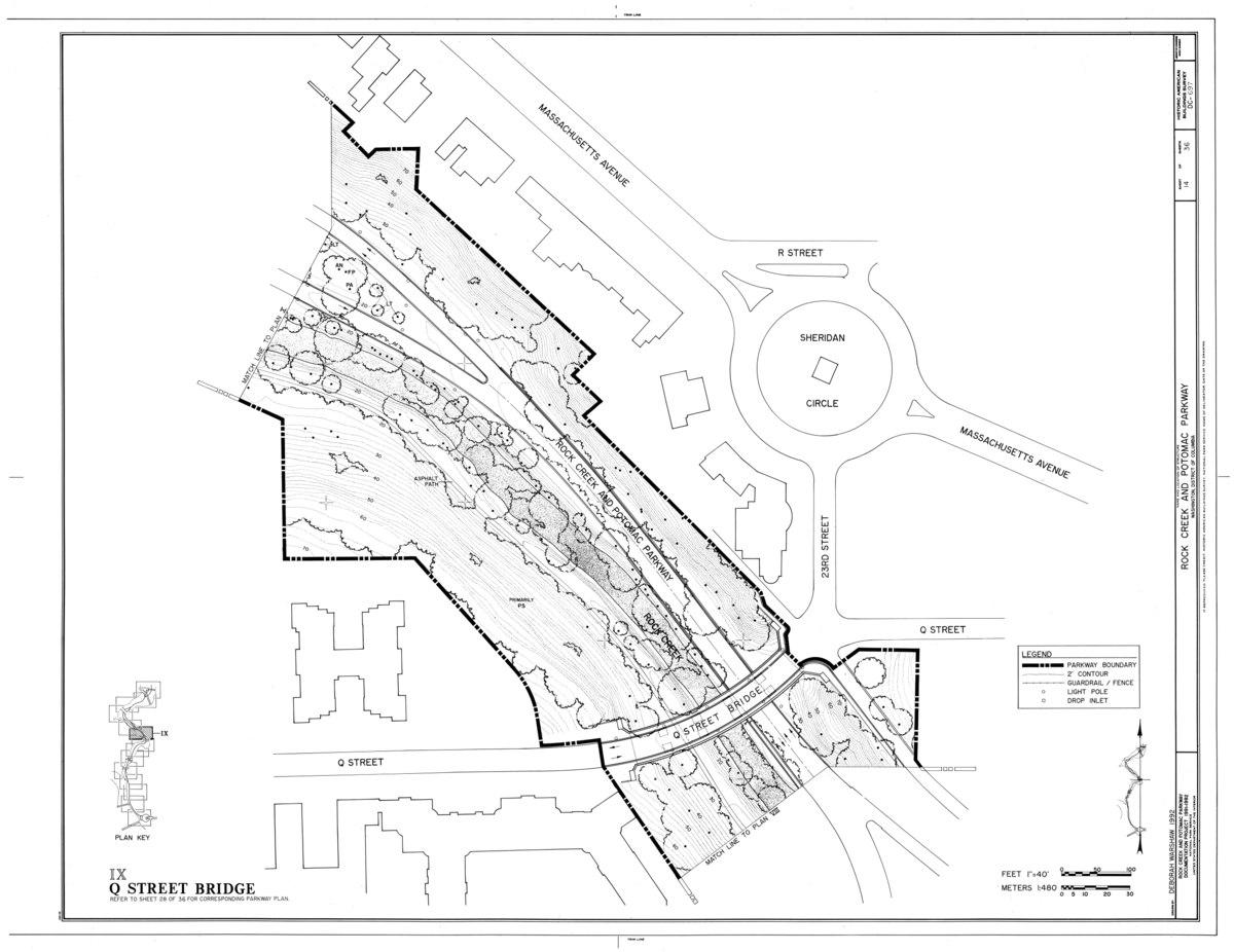 File Rock Creek And Potomac Parkway Washington District