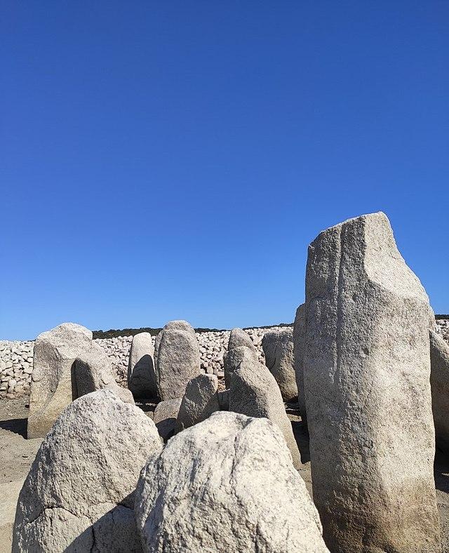 Dolmen Menhir : dolmen, menhir, Dolmen, Guadalperal, Wikiwand