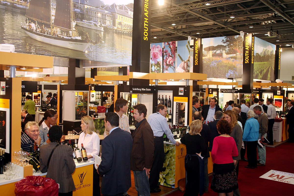 London Wine Fair  Wikipdia