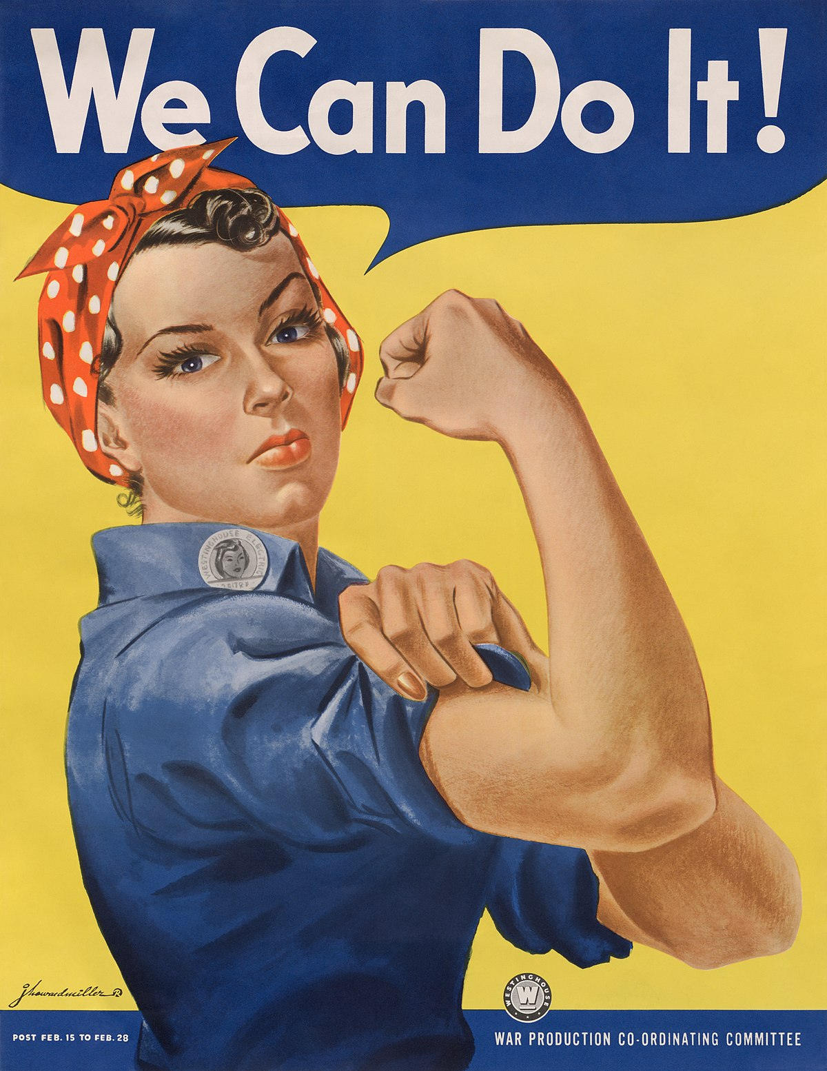 We Can Do It : Wikipedia