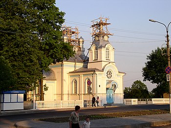 Church of the Saint Mary of Egypt, Vileyka, Be...