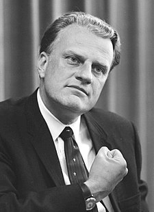 Billy Graham in April 1966 [image from Wikipedia]