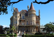 Bishop's Palace Galveston