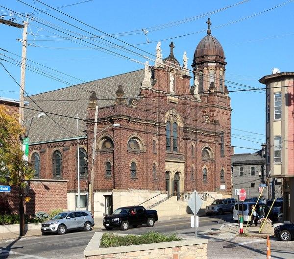Holy Rosary Church Cleveland Ohio - Wikipedia