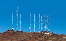 Fall Pics Wallpaper La Silla Observatory Wikipedia