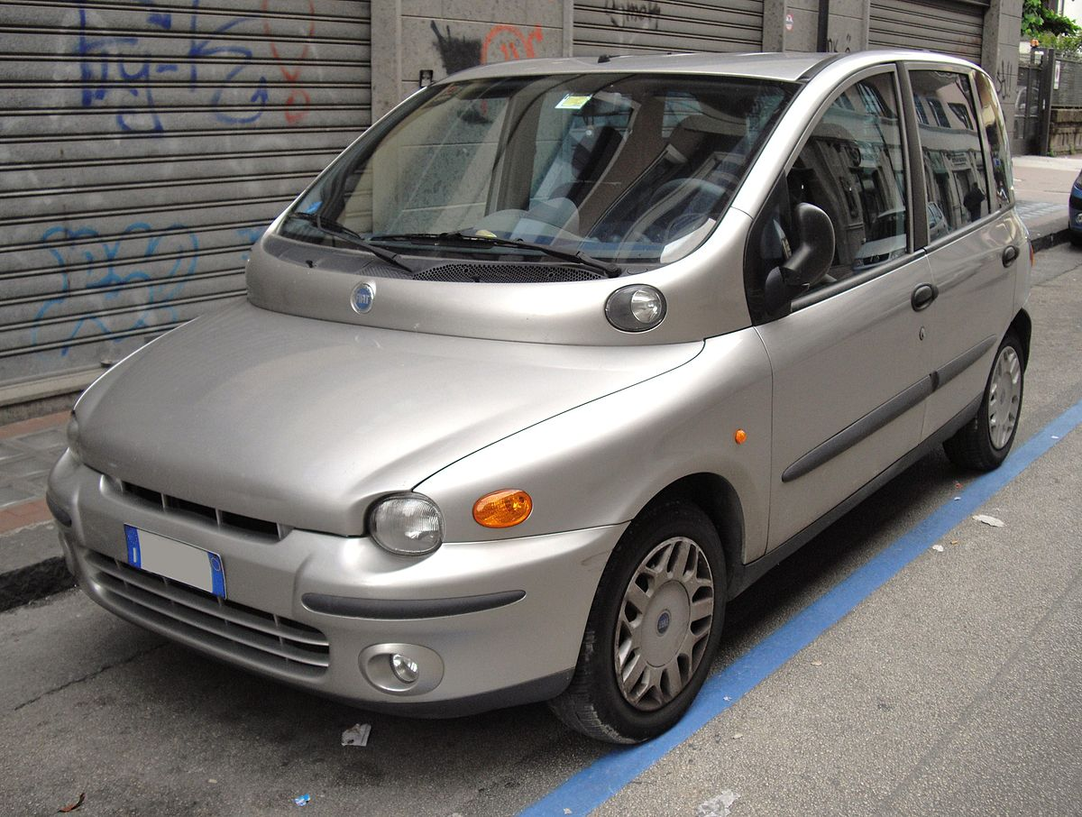 Fiat Multipla Auto Electrical Wiring Diagram Honda Atc70