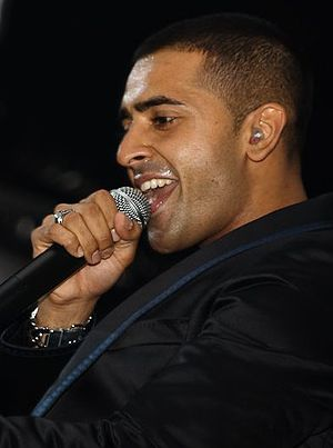 English: Jay Sean at Bamboo Romania