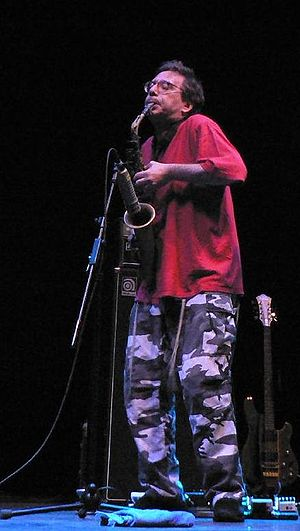 John Zorn (cropped version)