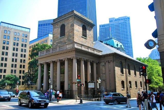 Resultado de imagen de kings chapel boston