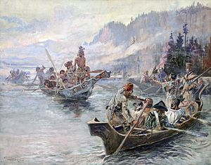 lewis and clark camping chairs white round dining room table corps of discovery wikipedia expedition jpg