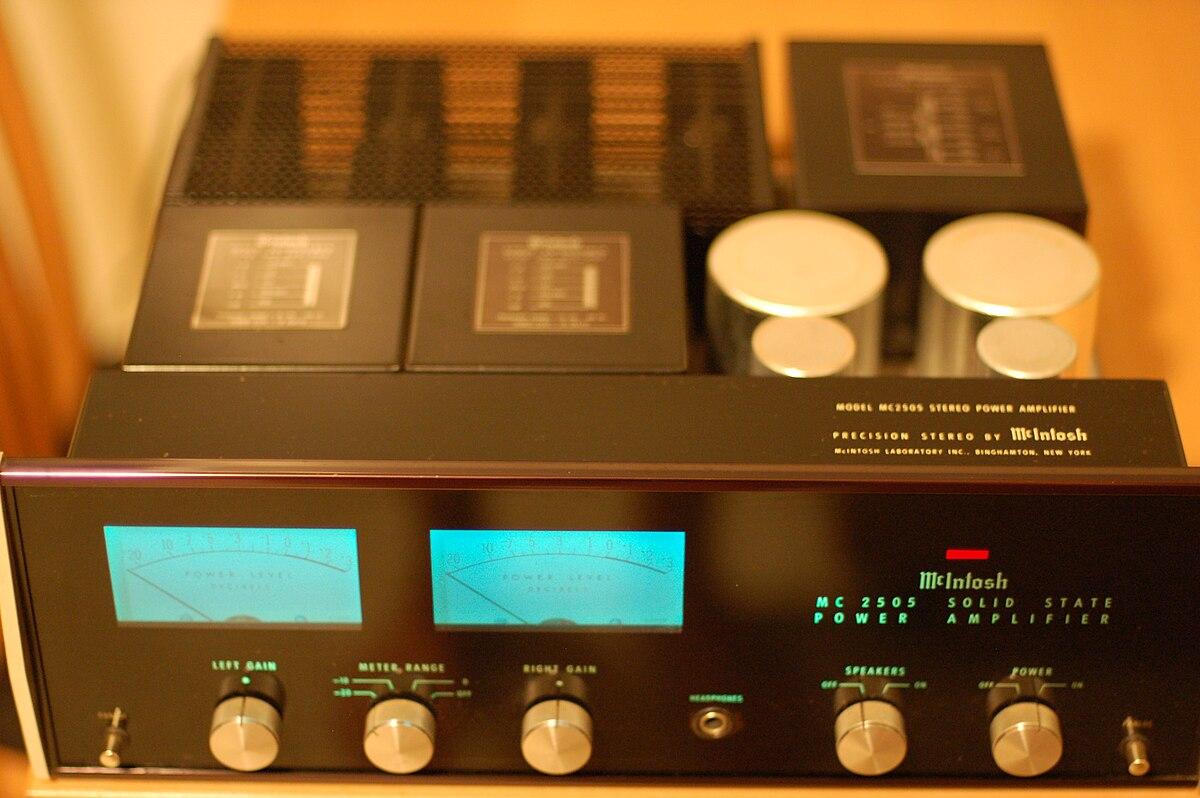 2w Audio Power Amplifier Circuit Electronic Design