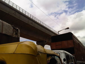 Construction of the Bangalore metro
