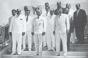PremierGouvernementTunisien1957