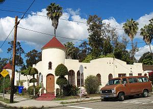 House in South Park, San Diego, California