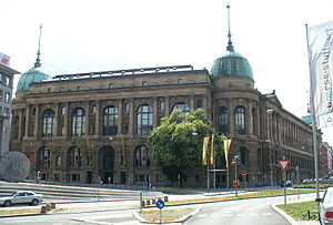 Stuttgart Haus der Wirtschaft + Designcenter