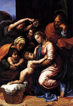 en: The Holy Family pl: Święta rodzina