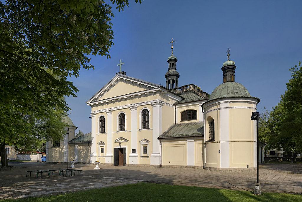 Warszawa Kościół Matki Boskiej Loretańskiej