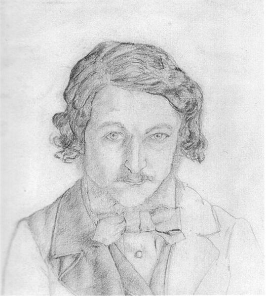 File:William morris self-portrait 1856.jpg