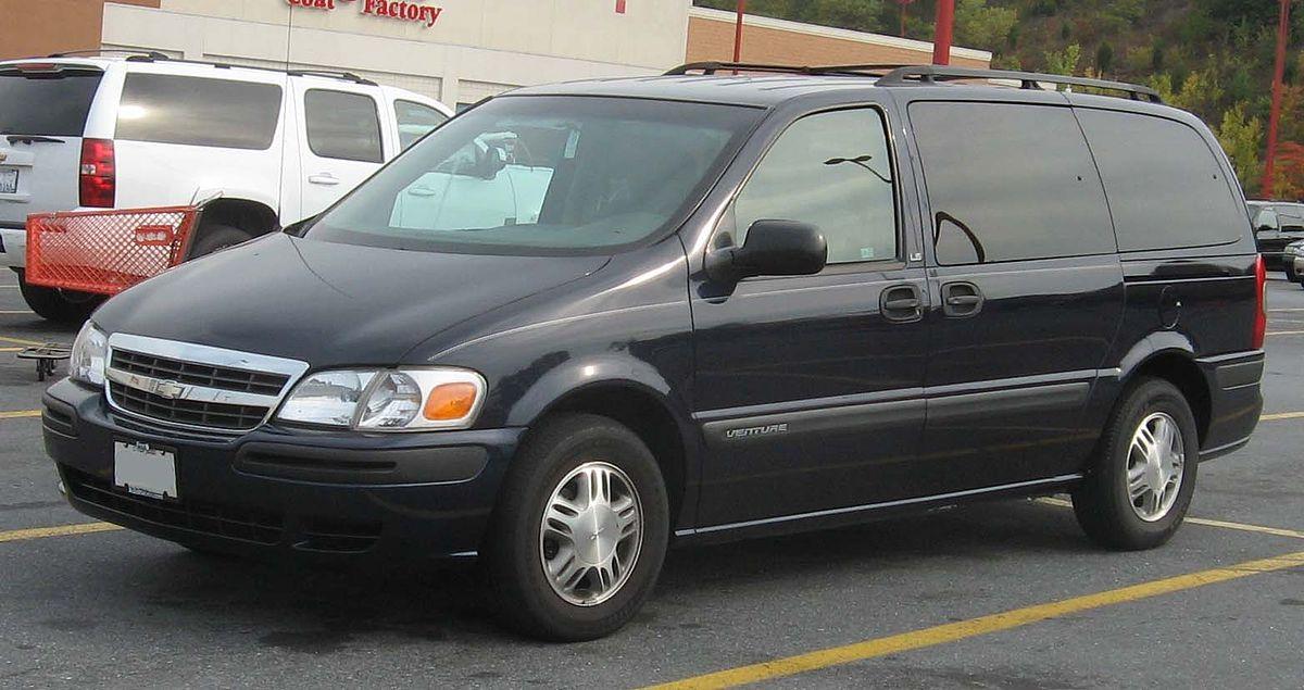 1999 Pontiac Montana Fuse Diagram