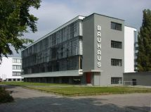Bauhaus School Architecture