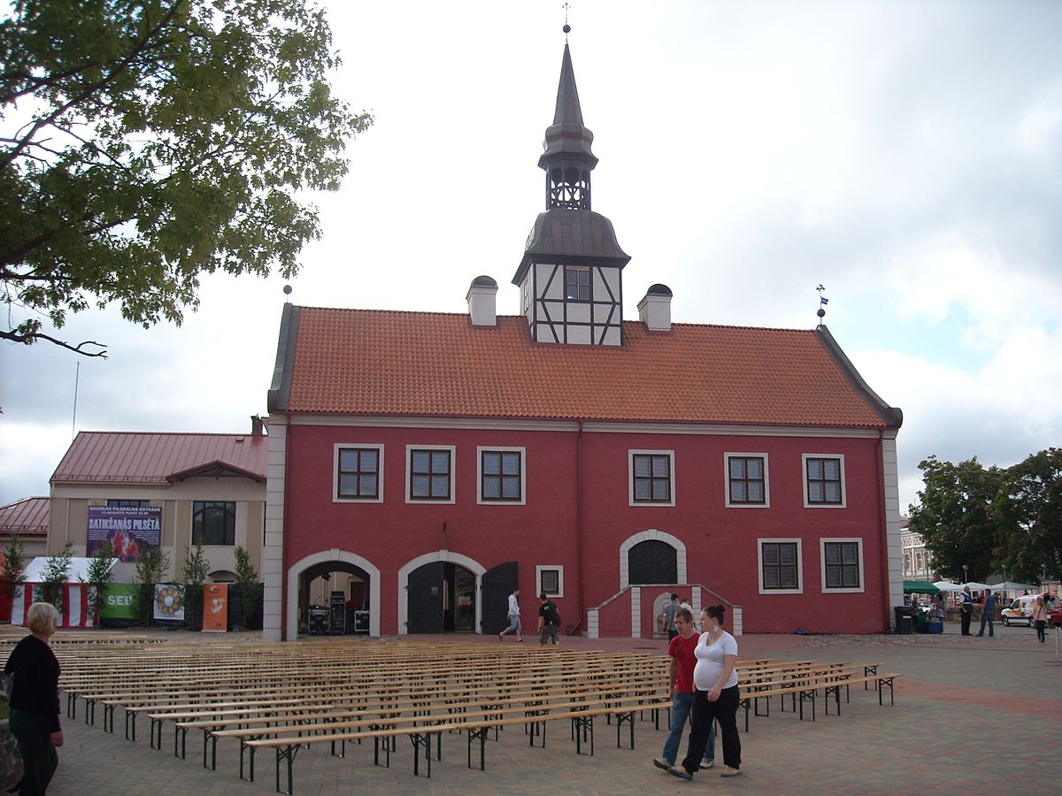 Bauska Town Hall  Wikipedia