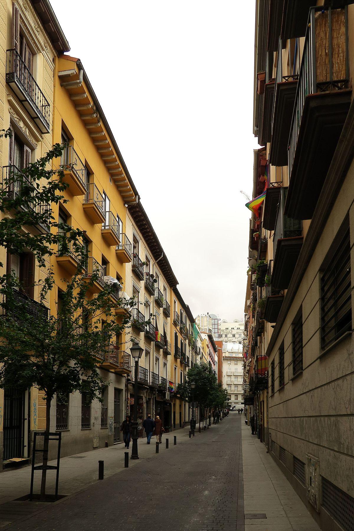 Calle de la Ballesta  Wikipedia la enciclopedia libre