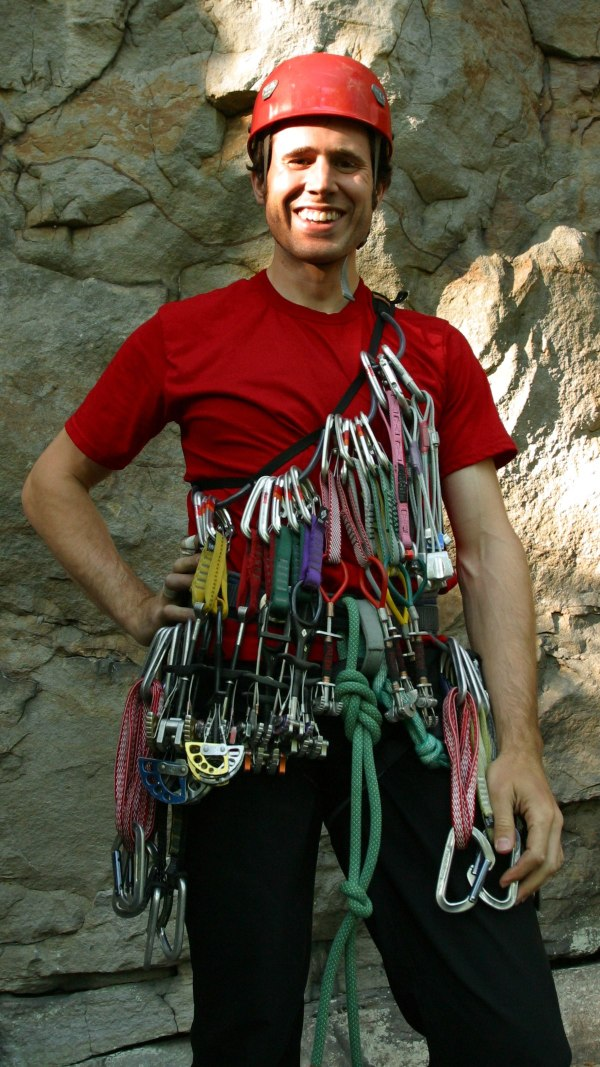 Rock Climbing Equipment