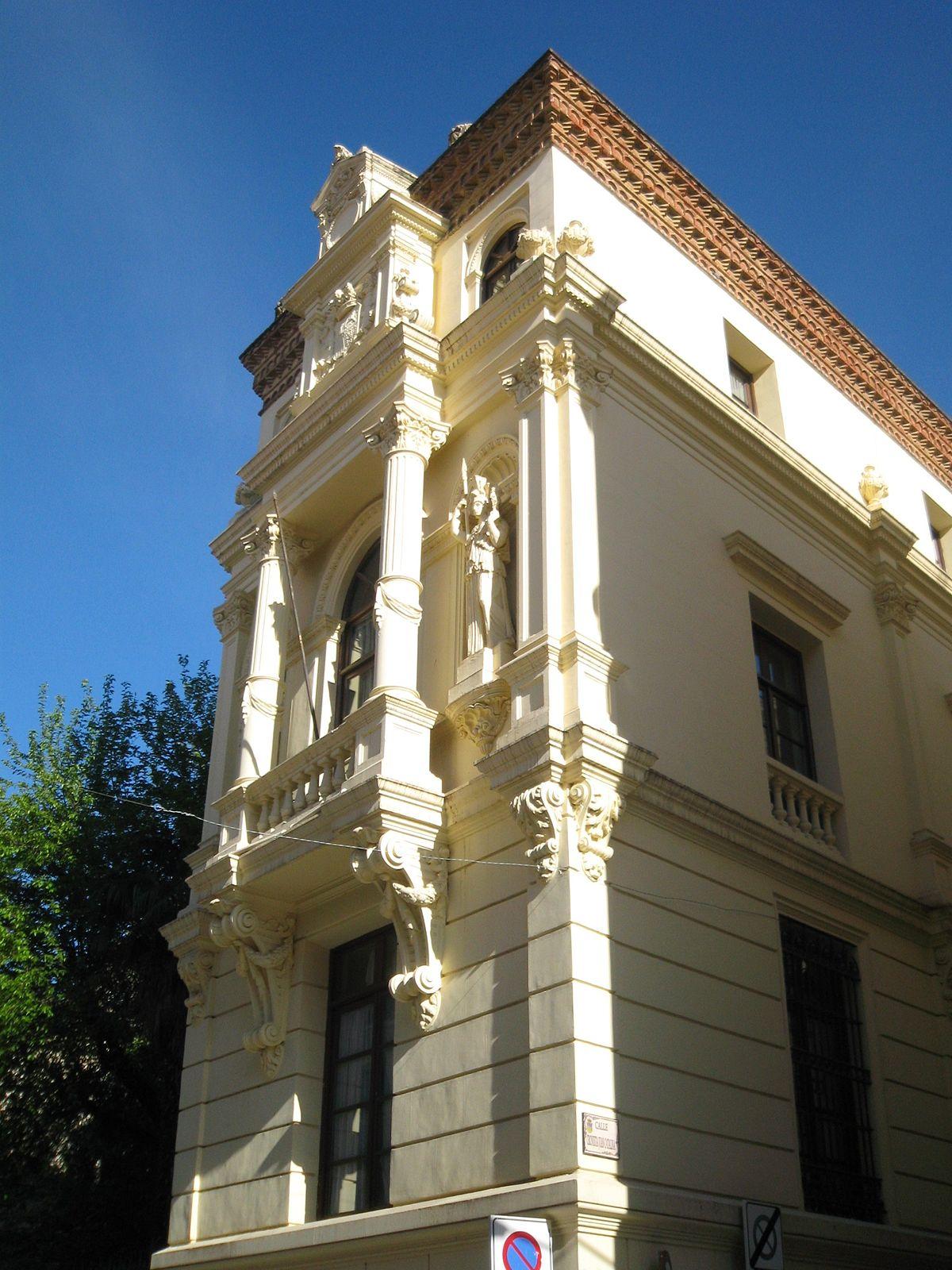 Palacio de Antonio de Mendoza  Wikipedia la enciclopedia
