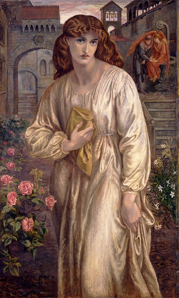 https://i0.wp.com/upload.wikimedia.org/wikipedia/commons/thumb/e/e1/Dante_Gabriel_Rossetti_-_Salutation_of_Beatrice_-_Google_Art_Project.jpg/614px-Dante_Gabriel_Rossetti_-_Salutation_of_Beatrice_-_Google_Art_Project.jpg