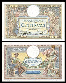 500 Anciens Francs En Euros : anciens, francs, euros, French, Franc, Wikipedia