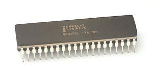 CPU Intel D8086
