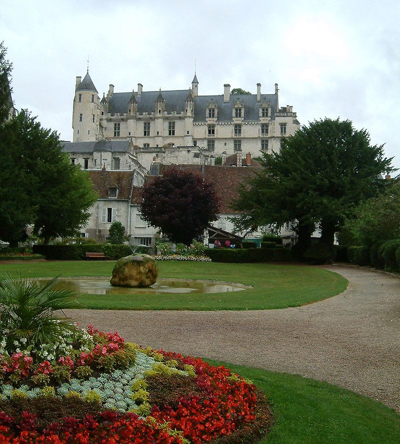 Logis royal Loches 2