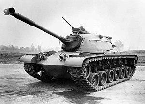 M48 Patton tankı 1950lerden beri kullanımda..
