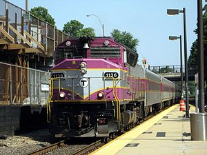 Massachusetts Bay Transportation Authority GP4...