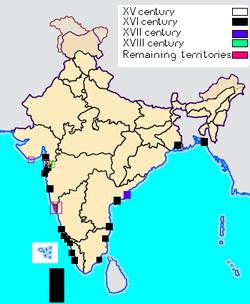 Localização de Estado da Índia