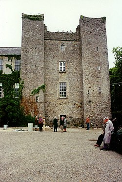 Dardistown Castle  Wikipedia