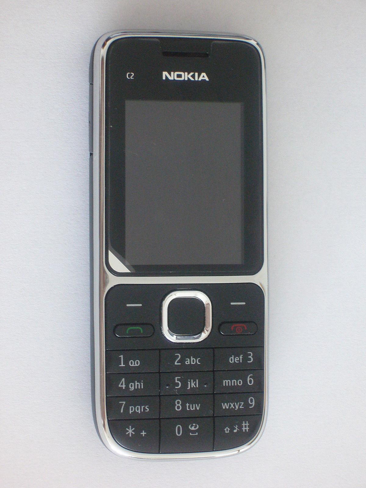 Nokia C2-01 - Wikipedia